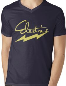 electric 2 Mens V-Neck T-Shirt