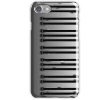 Technological Piano  iPhone Case/Skin