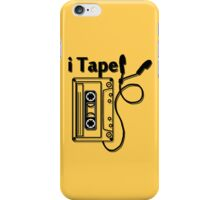 The i Tape iPhone Case/Skin