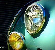 Vintage Ford by Thad Zajdowicz