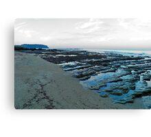 Table Cape at dusk Canvas Print