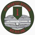 1st Infantry CAB by jcmeyer