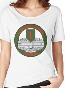 1st Infantry CAB Women's Relaxed Fit T-Shirt