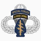Special Forces Airborne Master by jcmeyer