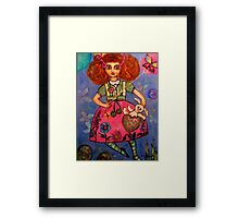 UP ,UP AND AWAY! Framed Print