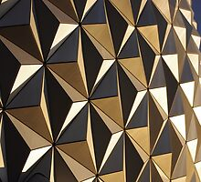 Spaceship Earth - Epcot by Steve Green