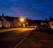 Kielder Village by Sarah Horsman