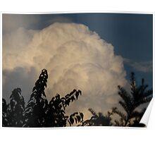 Accumulating cumulus Poster