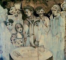 A Good Night For Ouija ( Work In Progress ) by John Dicandia  ( JinnDoW )
