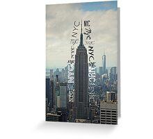 New-York City Greeting Card