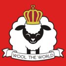 Wool the World by AlyOhDesign