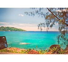Seychelles II. memories from paradise. Indian Ocean. Photographic Print