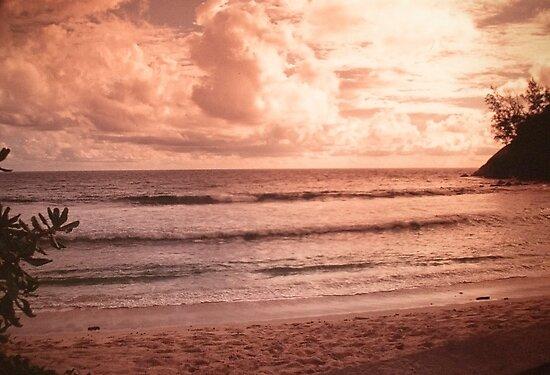 Seychelles sunset. memories from paradise. Meridien Barbarons by terezadelpilar~ art & architecture