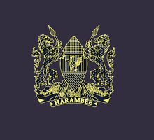 Kenya Court of Arms - Passport Style Unisex T-Shirt