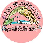 save the mermaids by amelialundy