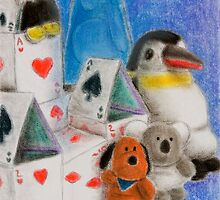 House Of Cards Still Life by jkartlife