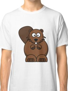 Cute Squirrel Animal stickers & more! Classic T-Shirt