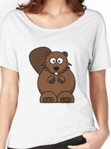 Cute Squirrel Animal stickers & more! Women's Relaxed Fit T-Shirt