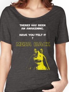 Jar Jars back Women's Relaxed Fit T-Shirt