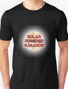 Solar Powered Human T-Shirt