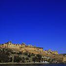 Amer Fort by Amit  Gairola