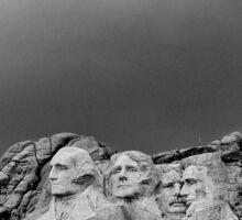 Mount Rushmore National Memorial .2 Sticker