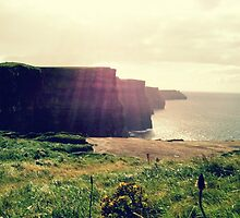 Cliffs of Moher by hitokage12
