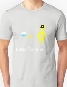 """It's TIME for """"ADVENTURE!"""" T-Shirt"""