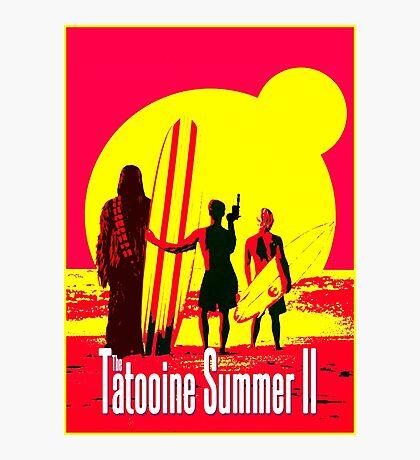 Tatooine Summer II Photographic Print