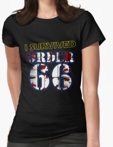 Jedi Survivor Womens Fitted T-Shirt