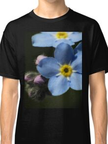 Forget-Me-Nots 1 Classic T-Shirt