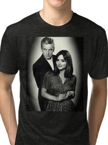 Dr. and Mrs. Oswald Tri-blend T-Shirt