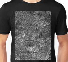 Frost 1 B&W Unisex T-Shirt