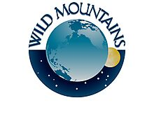 Wild Mountains Stickers/Greeting Cards etc Photographic Print