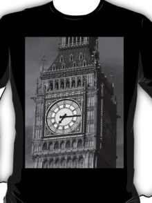 Big Ben 3 B&W T-Shirt