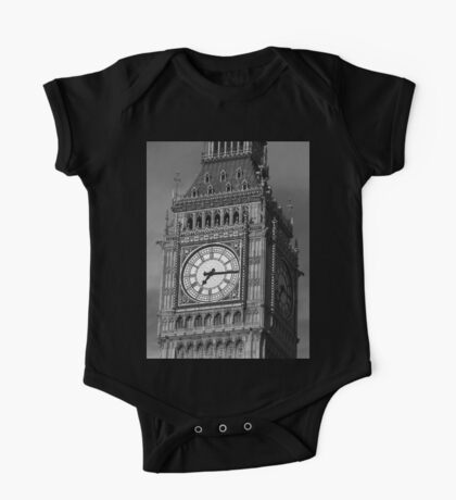Big Ben 3 B&W One Piece - Short Sleeve