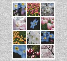 Spring Flowers Montage 1 Kids Clothes