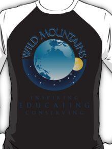 Wild Mountains - Inspiring, Educating, Conserving T-Shirt