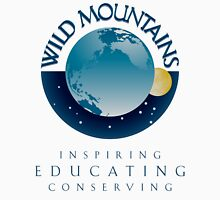 Wild Mountains - Inspiring, Educating, Conserving T-Shirt