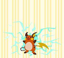 Electric Raichu by tanzelt