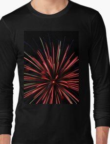 Fireworks 2 Long Sleeve T-Shirt