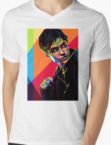 Harry potter Mens V-Neck T-Shirt