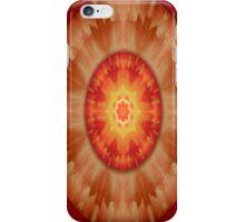 Aztec Cloud Mandala iPhone Case/Skin