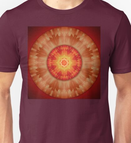 Aztec Cloud Mandala Unisex T-Shirt