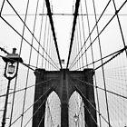 Brooklyn Bridge by bryaniceman