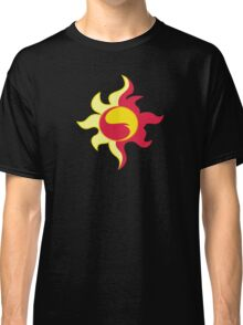 My little Pony - Sunset Shimmer Cutie Mark V3 Classic T-Shirt