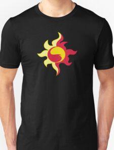 My little Pony - Sunset Shimmer Cutie Mark V3 Unisex T-Shirt