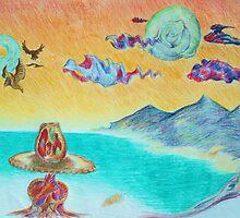 Rainbow Beach, QLD by CourtneyAnne82