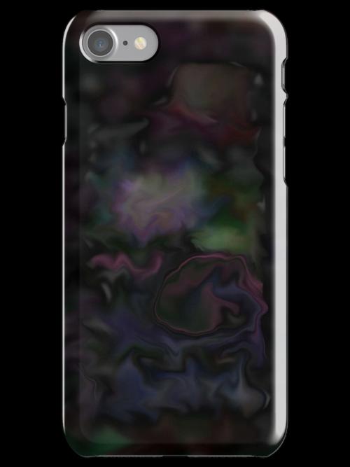 Distorted Galaxy by Maddy Nicole