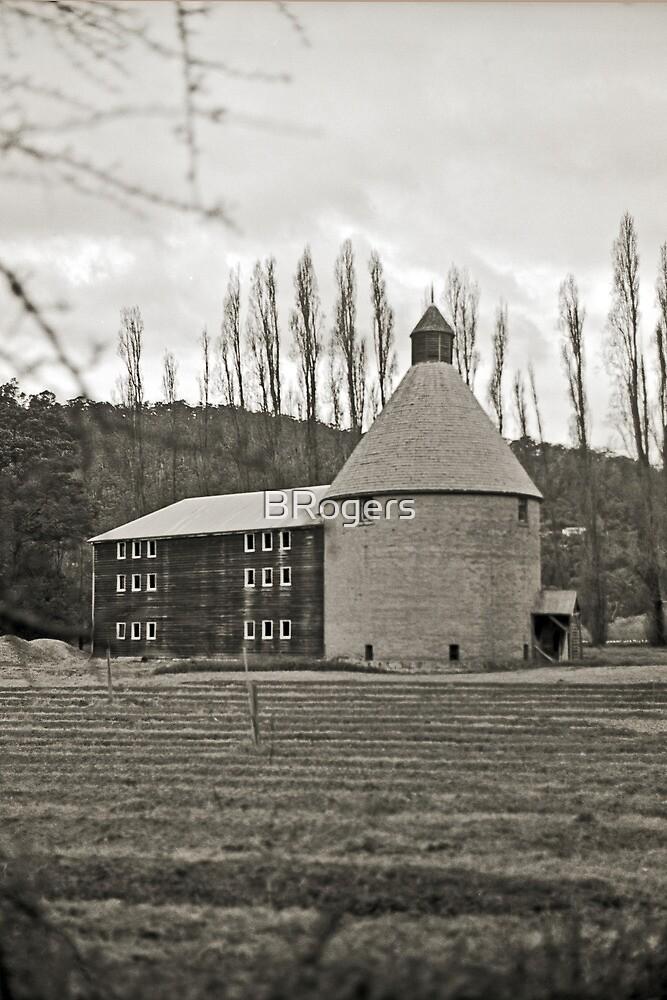 Oast House—New Norfolk, Tasmania by BRogers